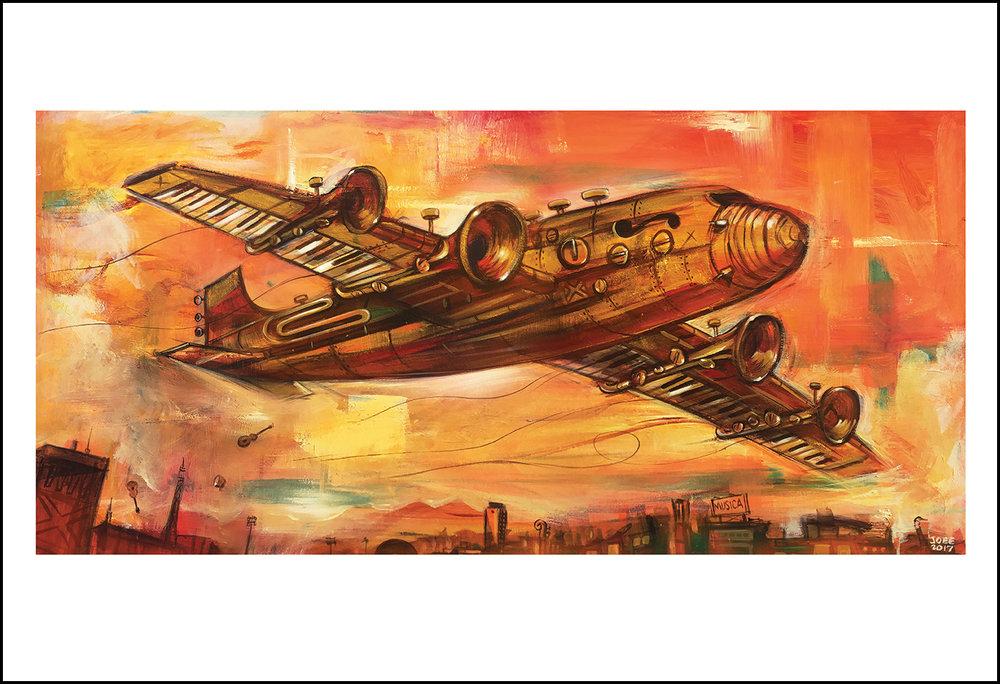 Musical Aircraft II