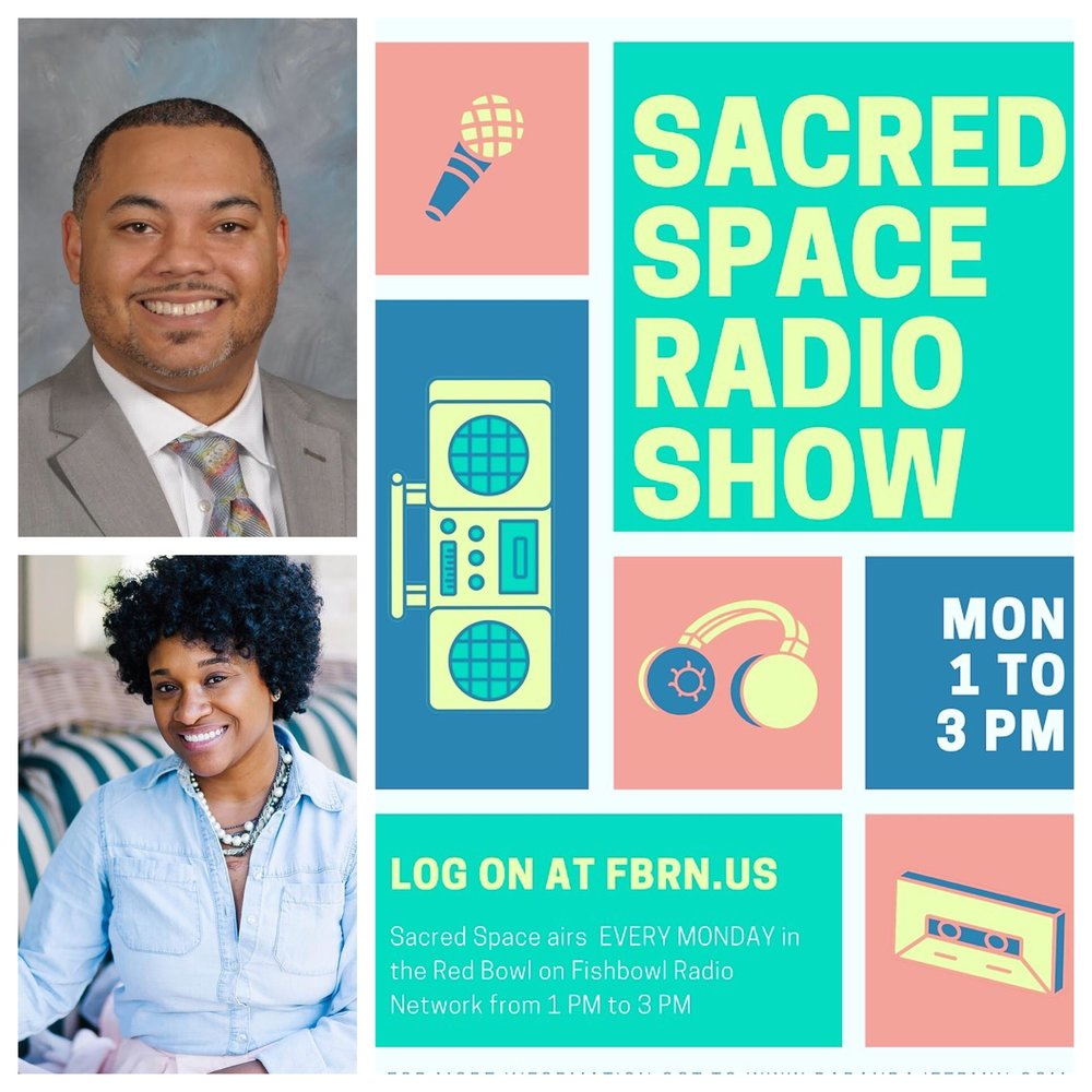 What if we believed that schools were #SacredSpace... - Dr. Bryan Beverly and I discuss what in the hell is going on with education in this cultural and political environment, and what we believe could happen if schools were considered #SacredSpace