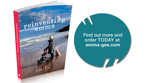 Reinventing Emma Book Promo  Emma Gee Promo