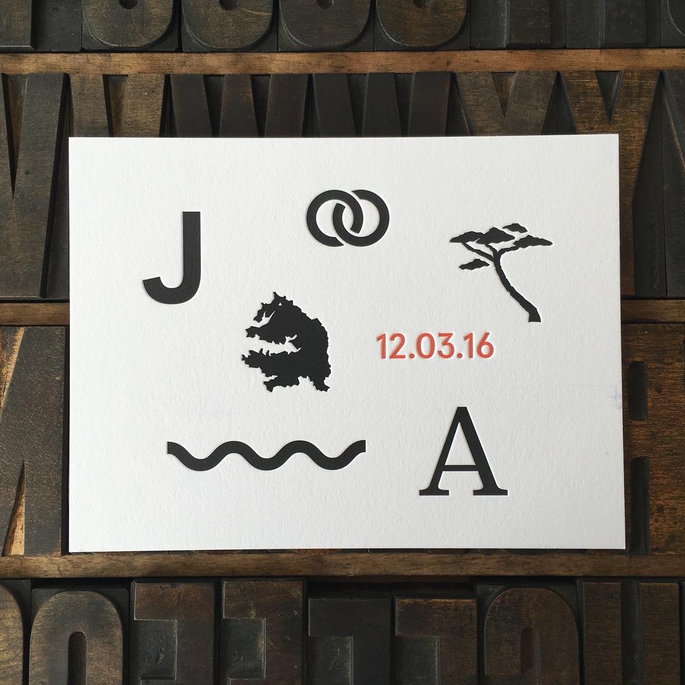 J & A