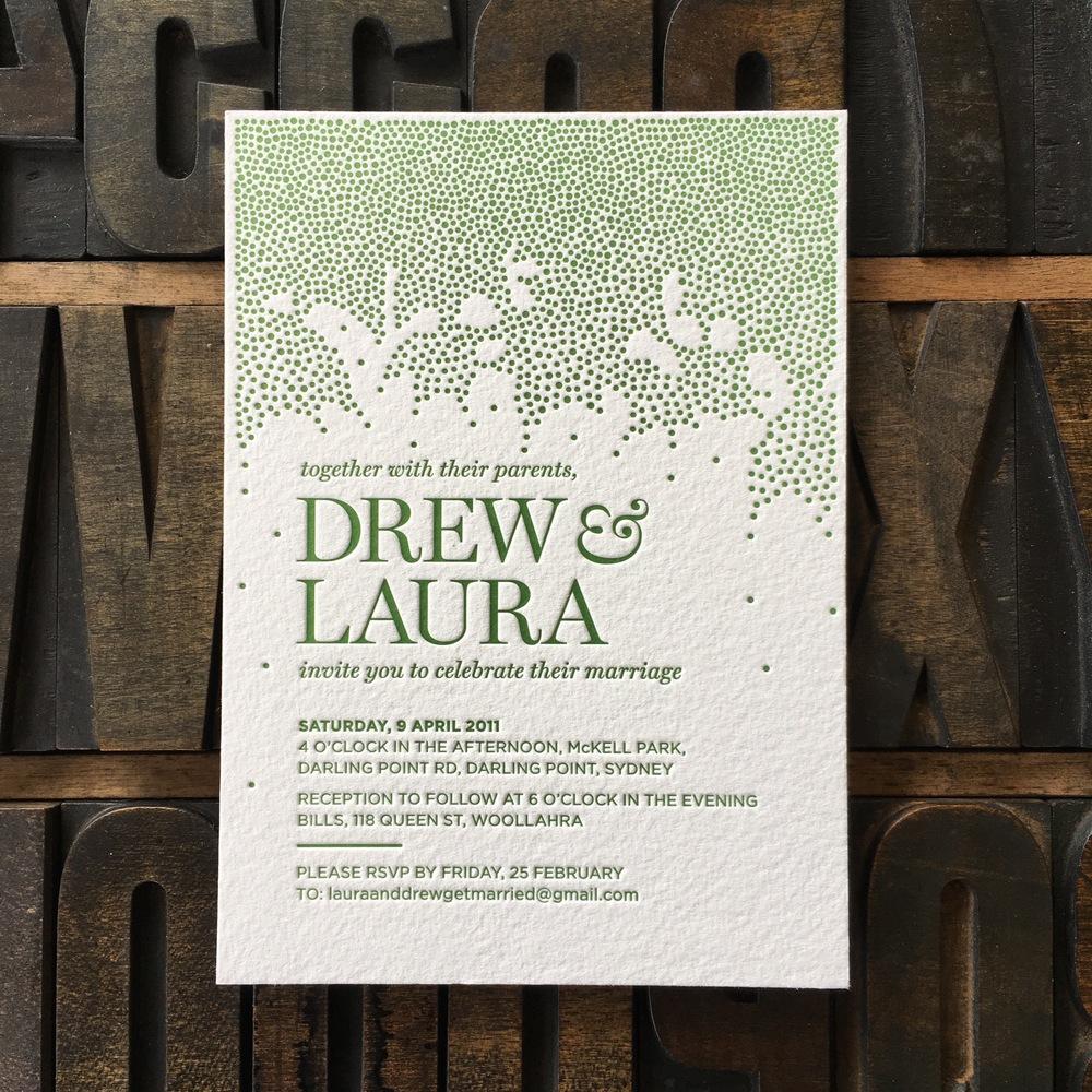 Drew & Laura