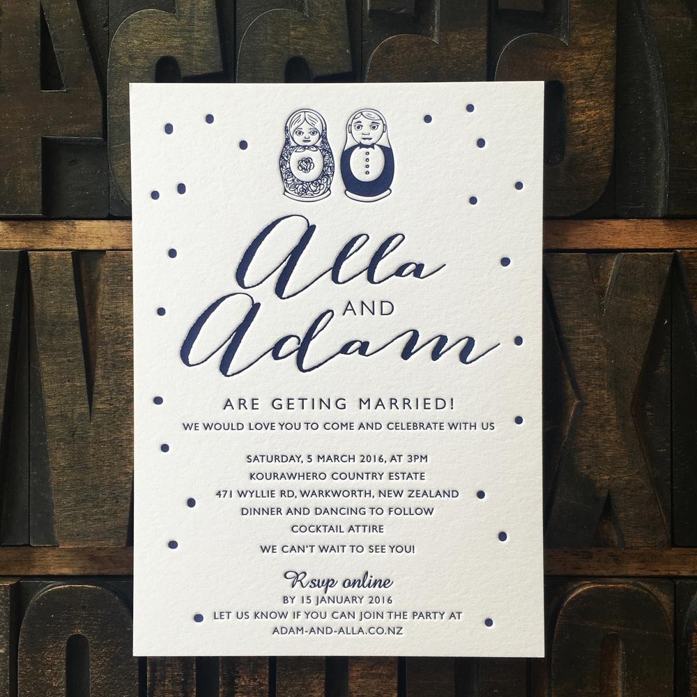 Alla & Adam