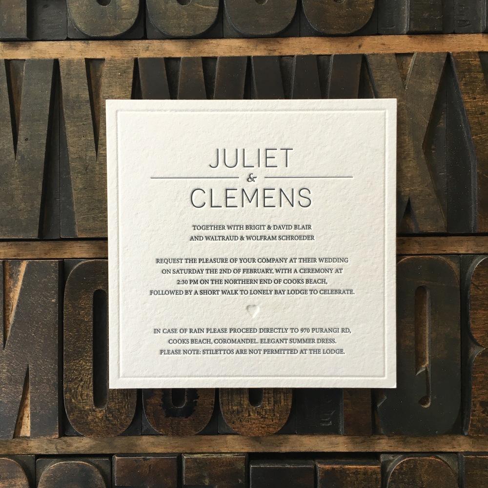 Juliet & Clemens