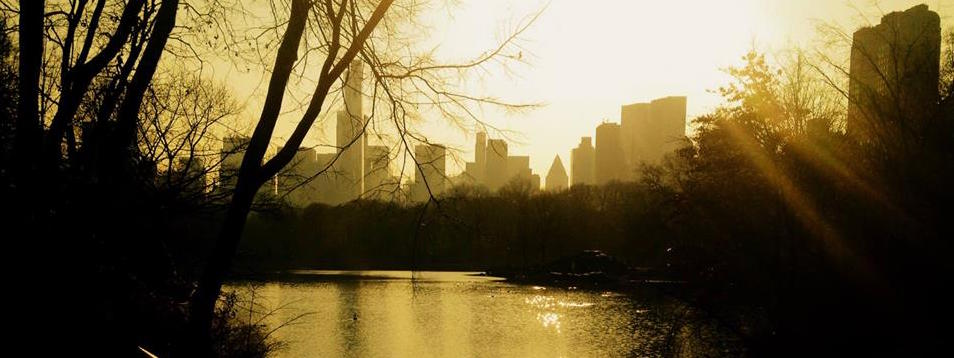 I grew up playing in Central Park every Sunday.