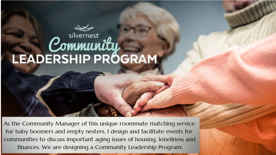 SIlvernest Community Leadership Program