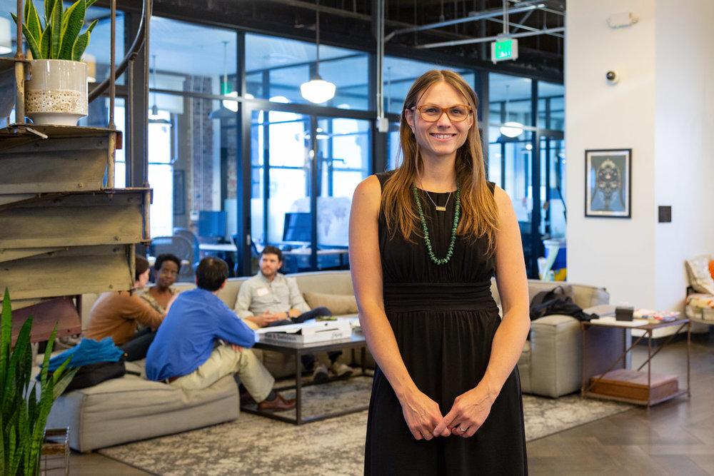 InChaoots Sarah Oswald Meetup Organizer Network Team Dynamics