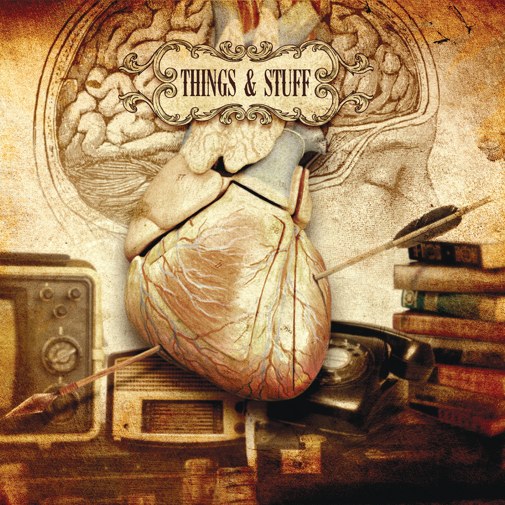 Things and Stuff Album Cover