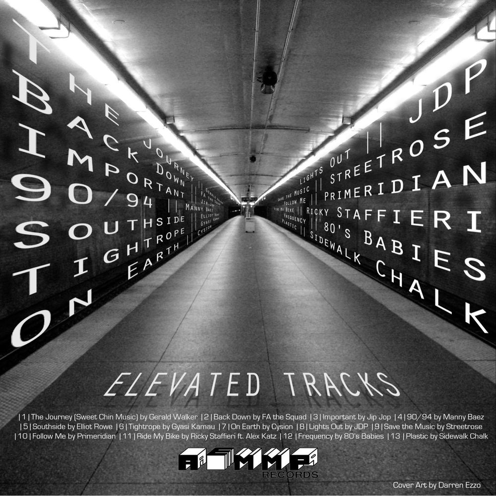 Elevated Tracks Album Artwork
