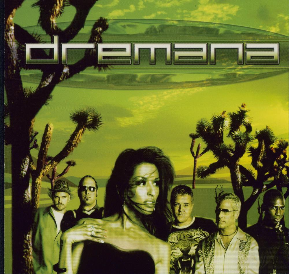Dremana Album Artwork