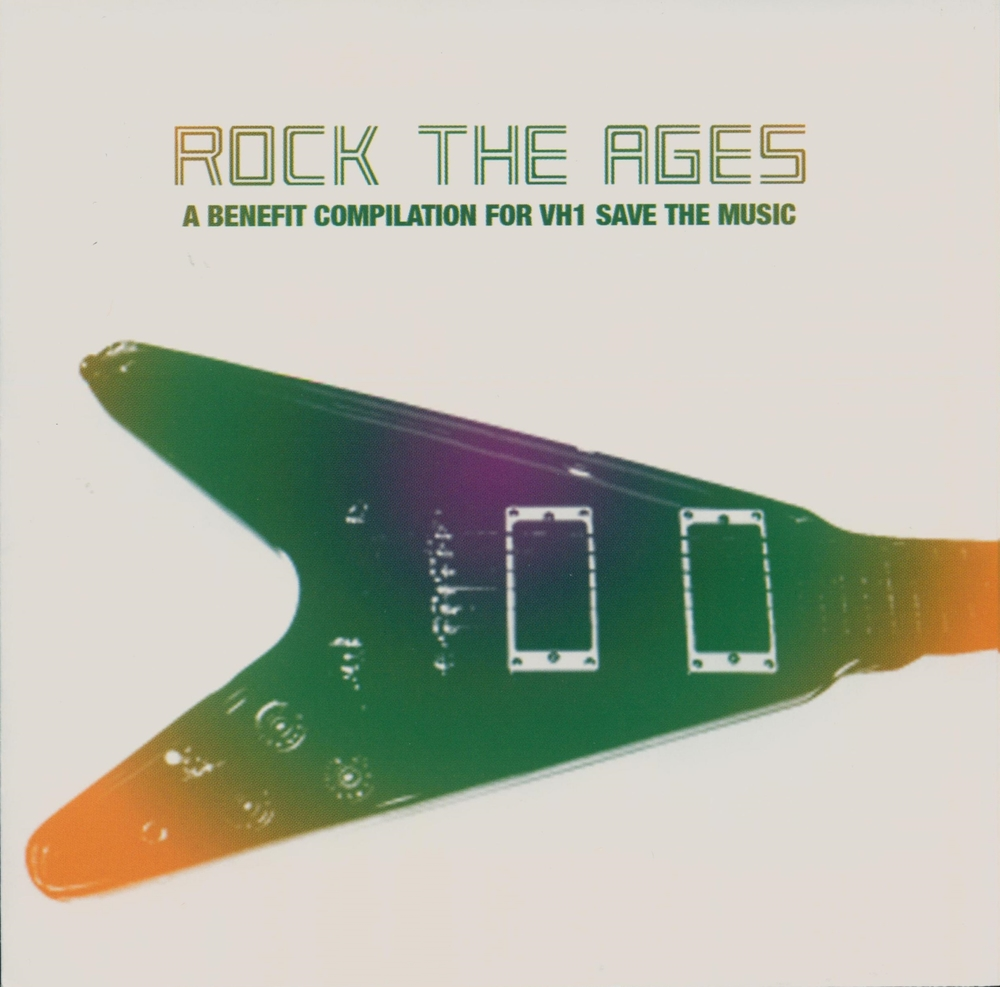Rock The Ages Album Artwork