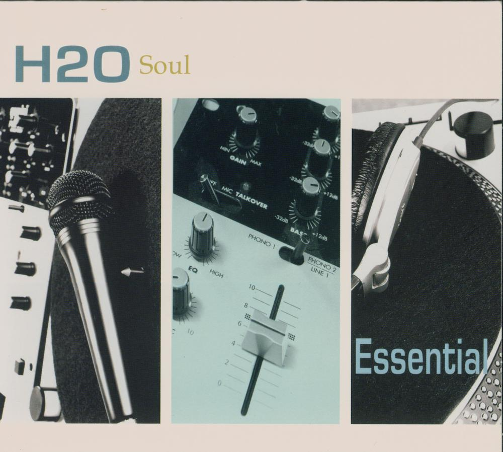 H2O Sou Essential Album Artwork