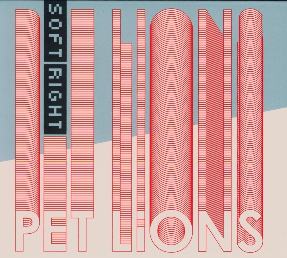 Pet Lions Soft Right EP Album Artwork