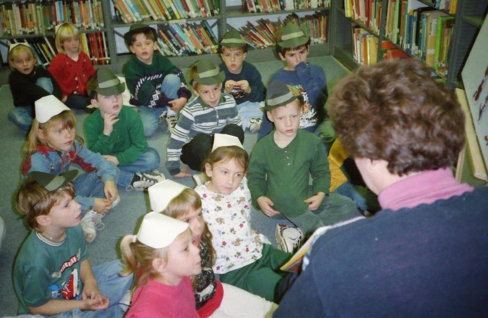 1996 Minis BES Library.jpg
