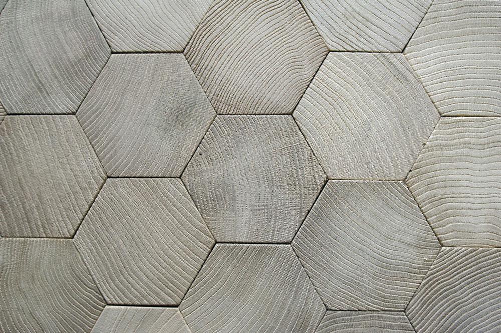 plancher hexagonal signature de longchamp home staging et d coration rive sud rive nord. Black Bedroom Furniture Sets. Home Design Ideas