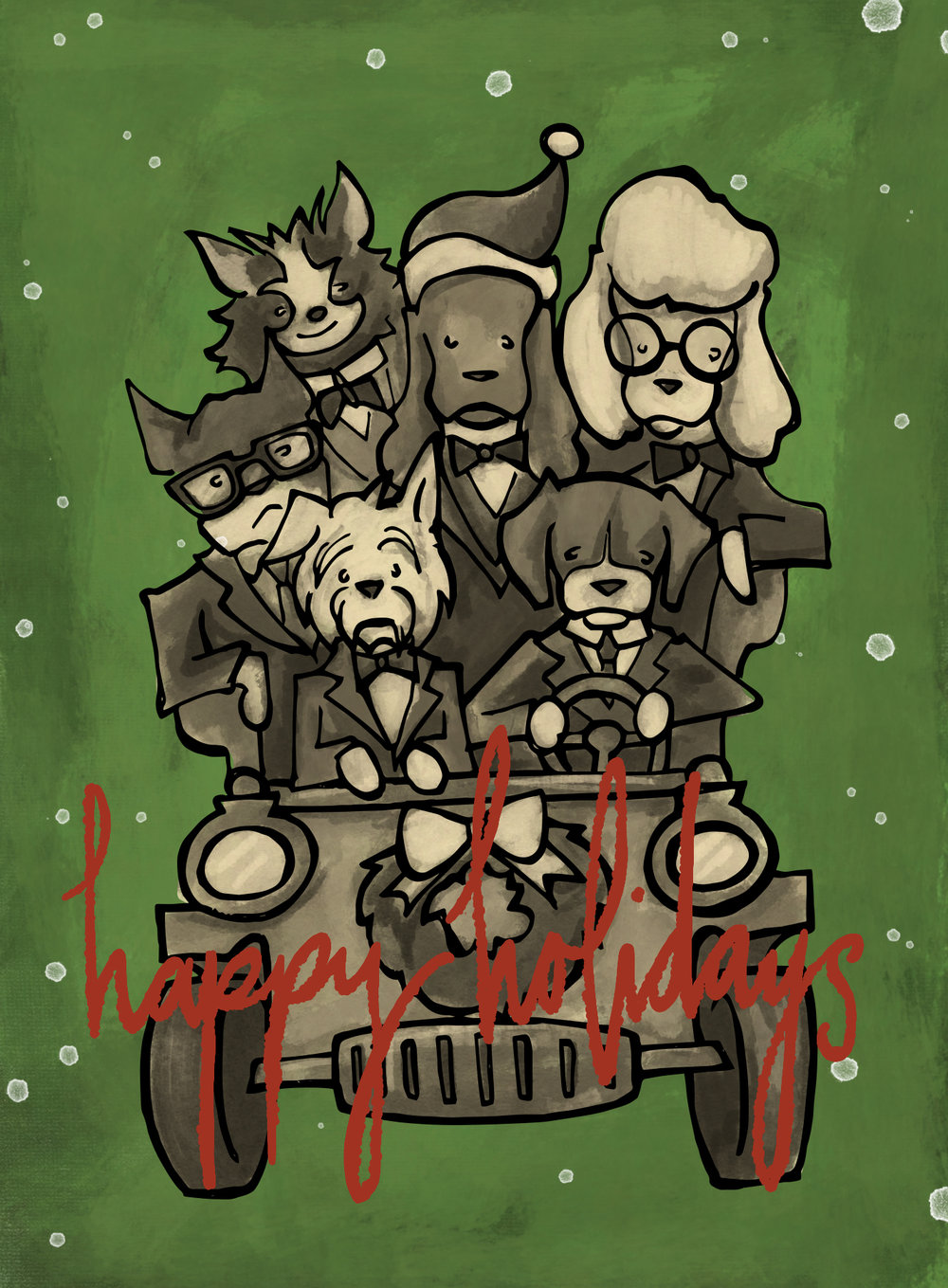 Dog Christmas Car.jpg