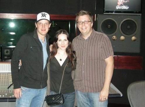With  Joe Bonamassa  and  Sandi Thom