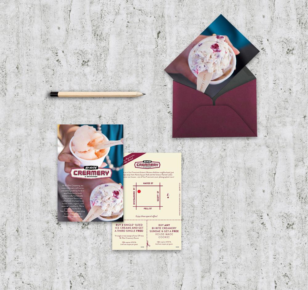 Flyer & Notecard