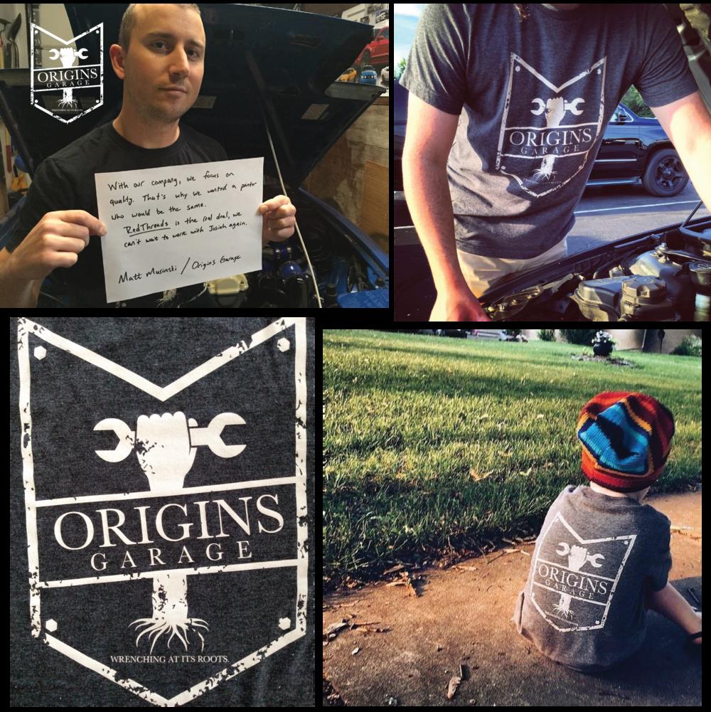Origins Garage