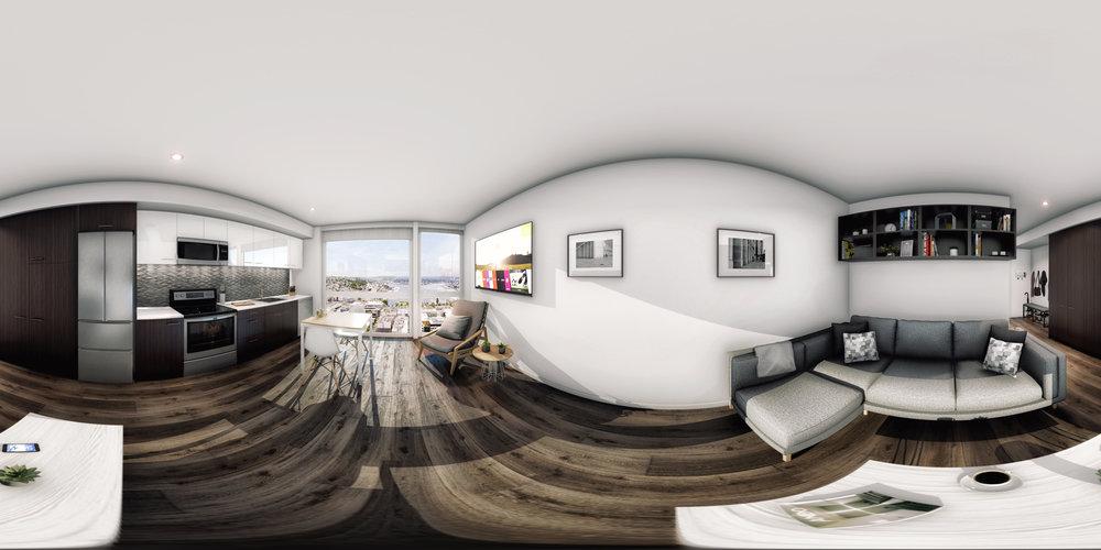 Living room vr