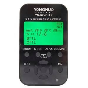 YN-622C-TX control unit