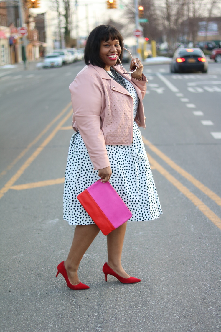 Plus Size Fashion Blogger Spotlight- Jami of Style Over Size