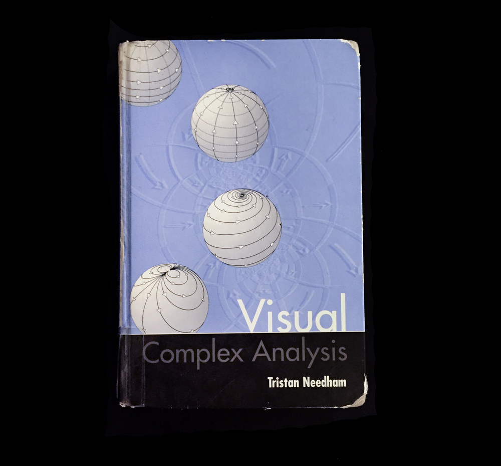 Visual Complex Analysis  by Tristan Needham