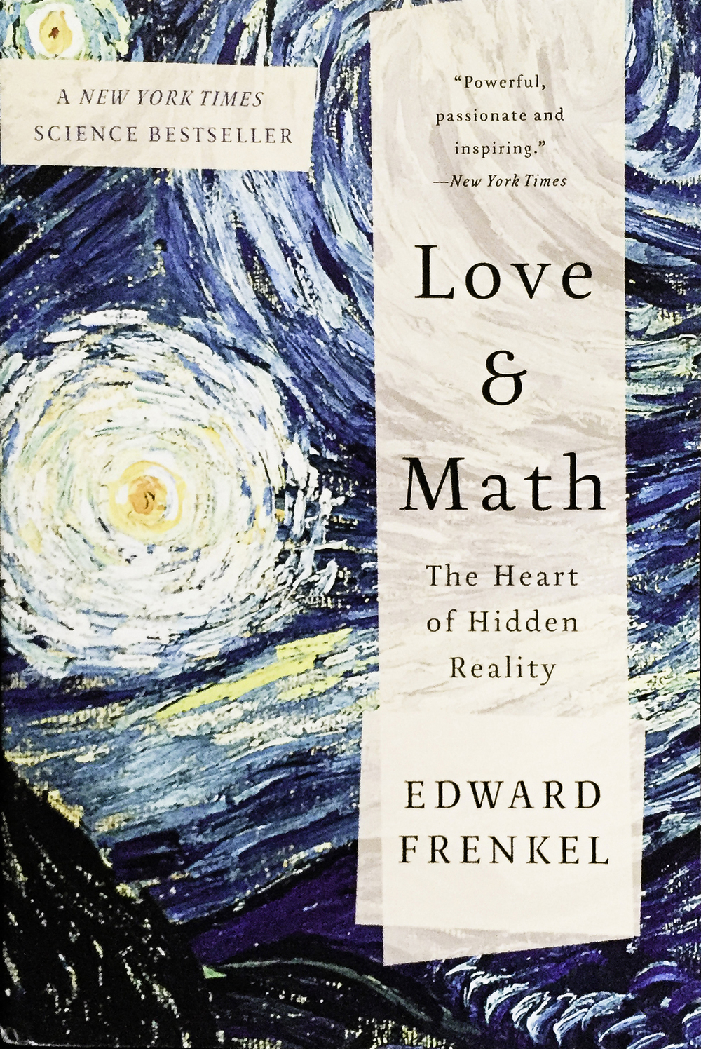 Love and math by frenkel