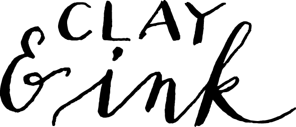 clay & ink