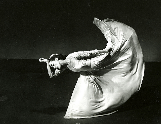 Martha Graham in Letter to the World