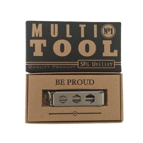 Cool and functional utility tool.