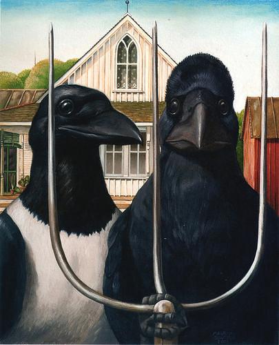 art,bird,grantwood,clever,crow,idea-cceba6bb2fbf04c380effbecec3efb57_h.jpg