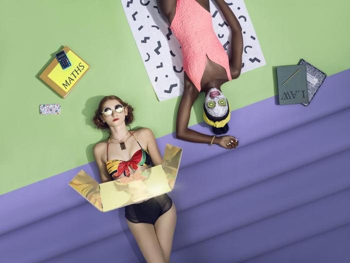 GÉNÉRATION Y par Gabrielle Sykes