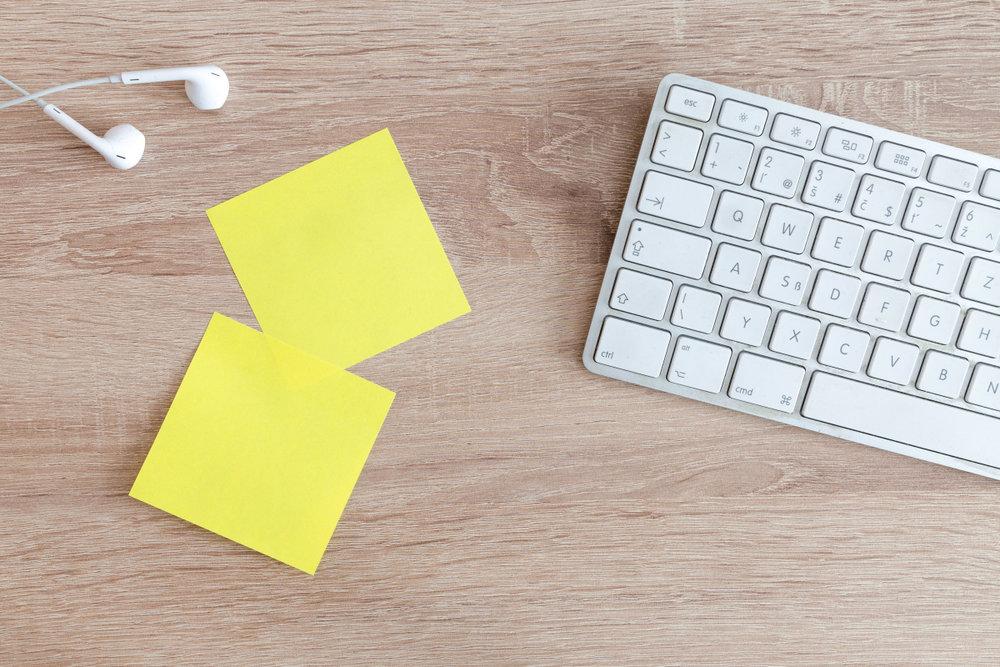 Weeks 1 & 2 - Administrative PaperworkThe