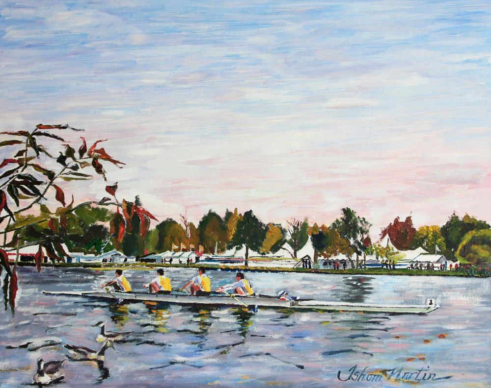 Long Beach at the 2014 Head of the Charles