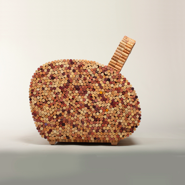 Cork Chair, Aaron Kramer