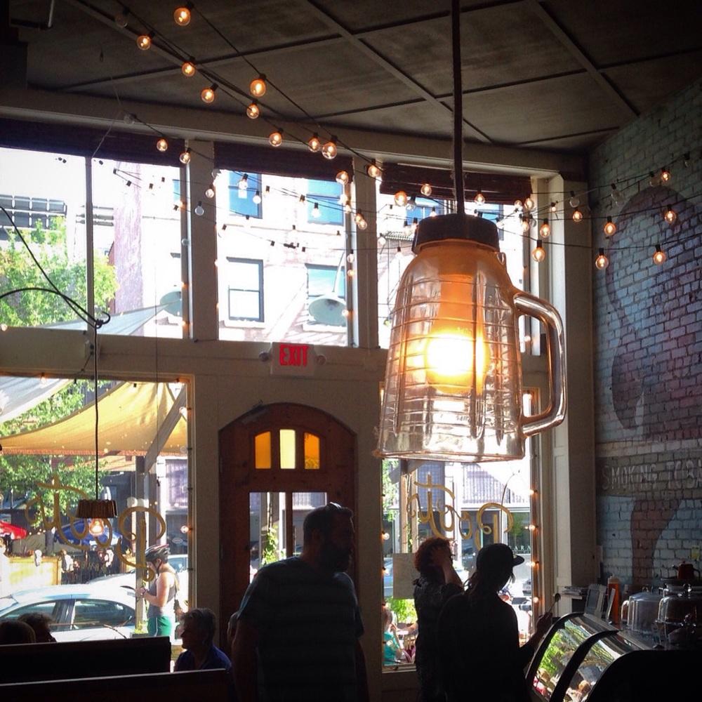 Spokane's Boots Bakery & Lounge