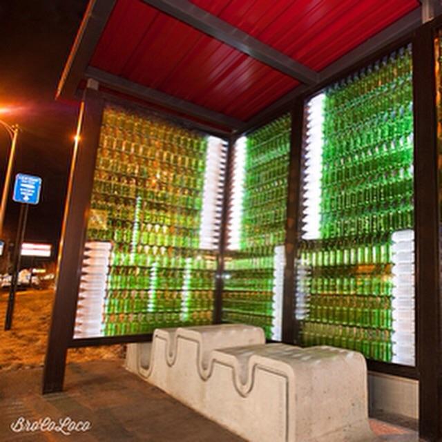 Photo: BroCoLoco, Designer: Aaron Scales, Bottlestop, Lexington Kentucky