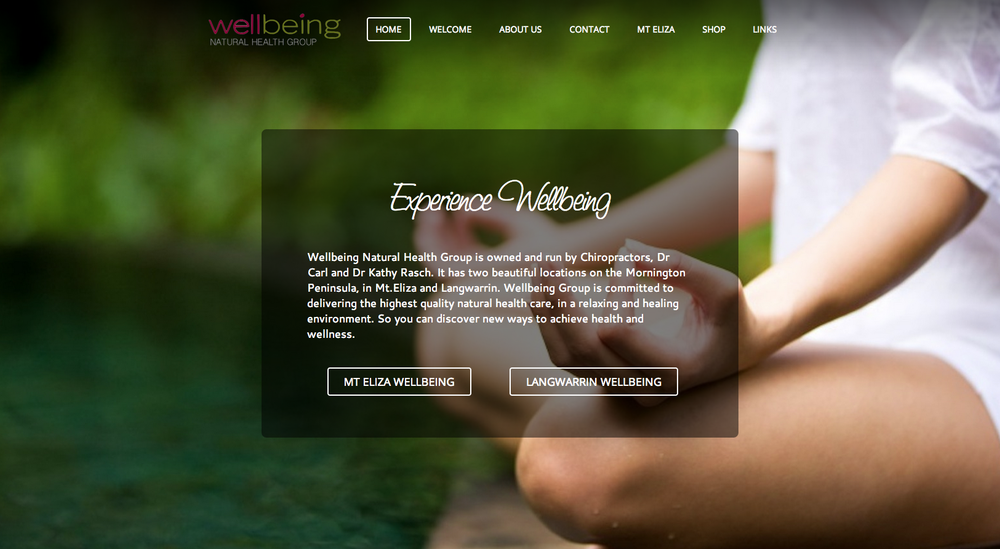 Wellbeing Natural Health Group
