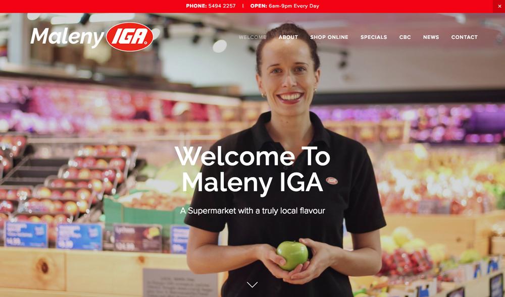 Maleny IGA Supermarket