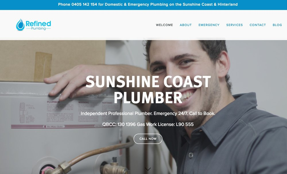 Refined Plumbing
