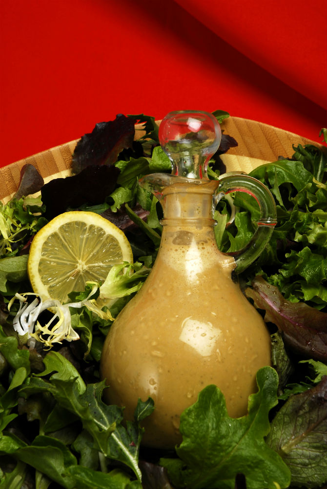 Golden Elixir Dressing