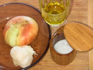 Onions and garlic for immunity