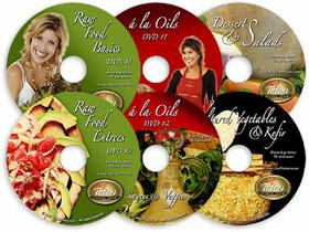 essential cuisine dvd's