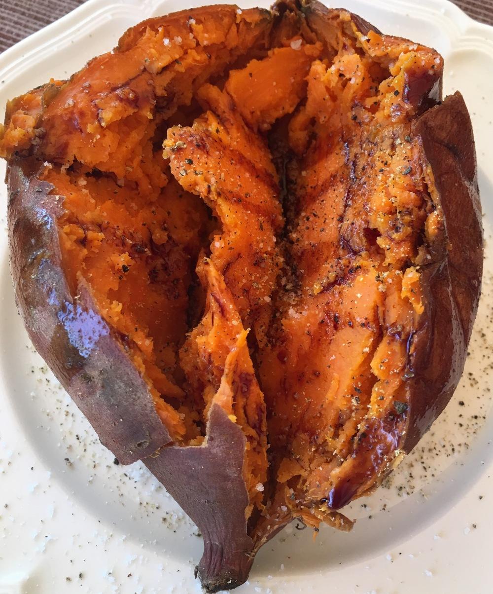 Yam Pumpkin Seed Oil
