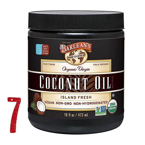 Barlean's Coconut Oil - This coconut oil is worth the effort and extra pennies. It helps to make the best tasting cookies, cakes, and coffee! I absolutely could not live without it! Learn how to make tasty treats with my raw cacao course.