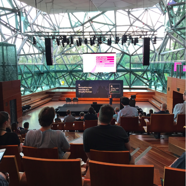 A Day With Shopify Melbourne