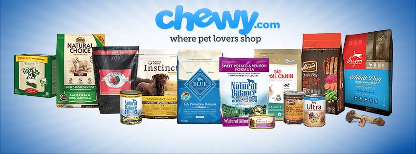 Hello fellow supporter! Place your first order with  chewy.com  and they'll donate $20 to GRRNT!  Click here to visit their website.