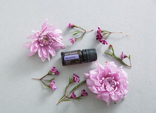 Our favorite bedtime oil blend 🌸 In the diffuser and massaged on feet with @boodaorganics Booda Butter is a divine combo! #essentialplantwisdom #essentialoils #aromatherapy #selfcare #selflove #serenity #bedtimeritual #flowerpower #dōTERRA  #Repost @doterra ・・・ June's product of the month is doTERRA Serenity®! 👌 doTERRA Serenity® can calm emotions while creating a sense of peace and well-being. 🙏Who doesn't need that?! What do you like to use doTERRA Serenity® for?