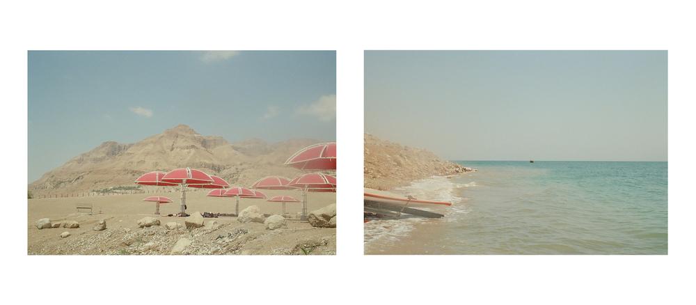 The Dead Sea, 2014
