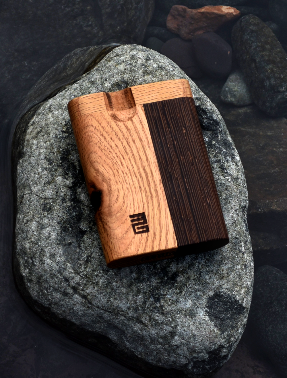 XL Dugouts—Chillouts - With an oversized pocket and a chillum, you can rest easy knowing you'll have plenty for the journey—with some to spare.